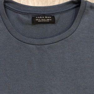 Zara Man short sleeved shirt